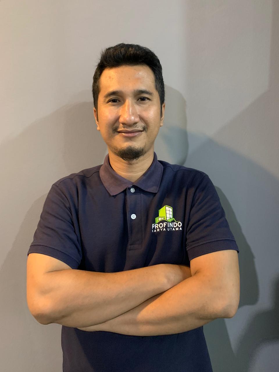 Rohmat Dwi Suprianto - Supervisor