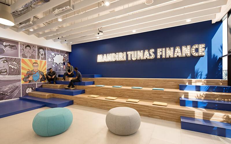 Mandiri Tunas Finance - Profindo Karya